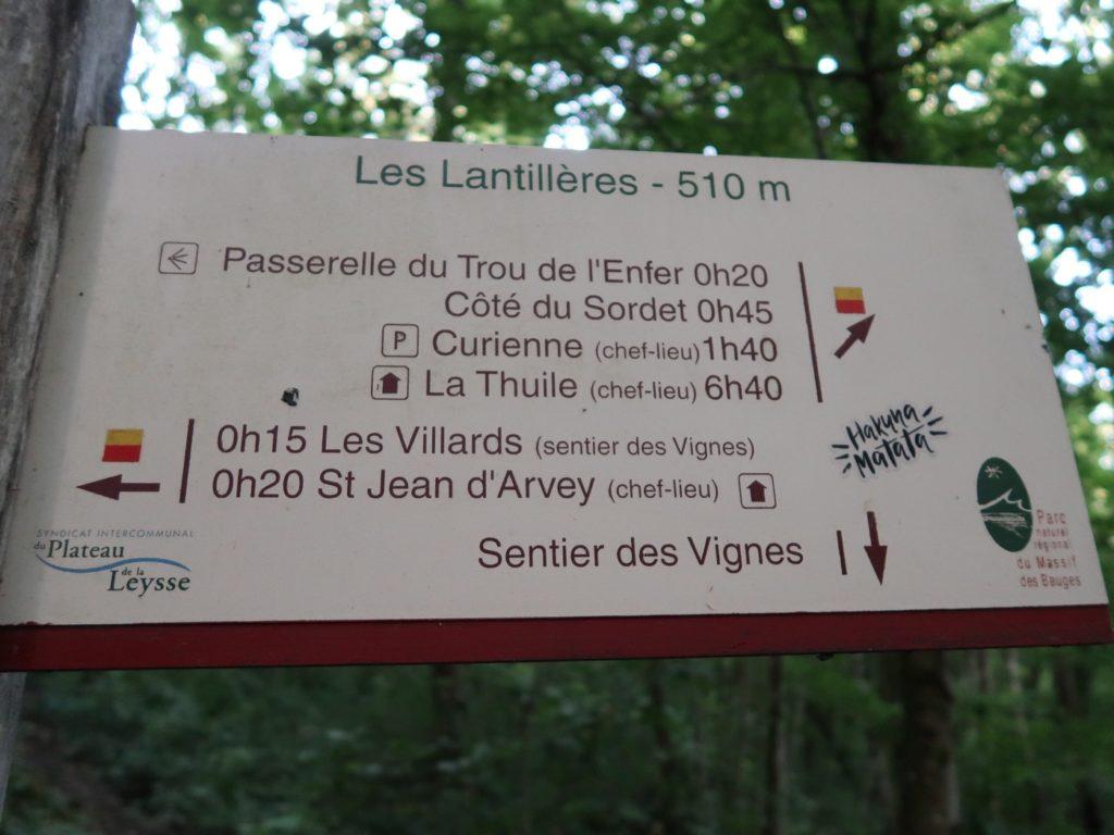 Les Lantillères