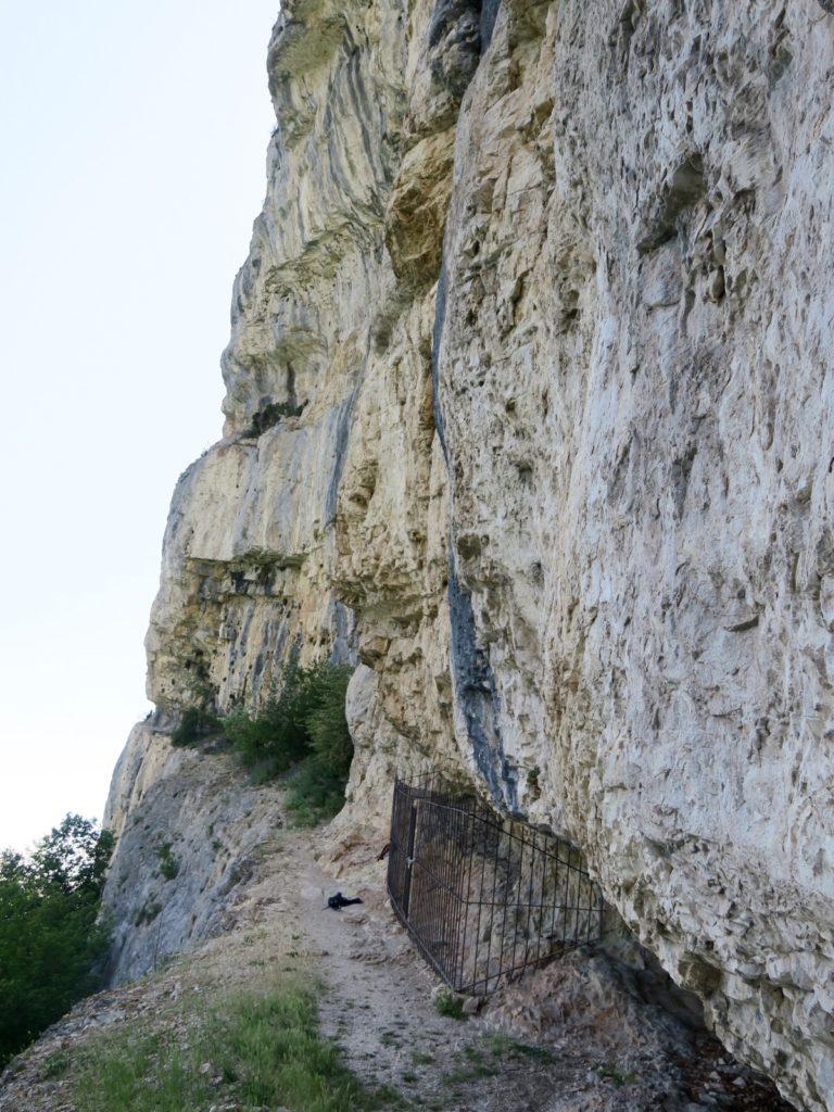 falaises du Mont Peney