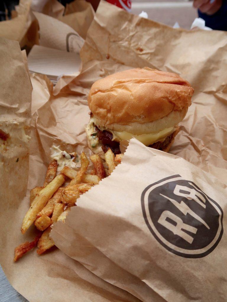 Burger-frites