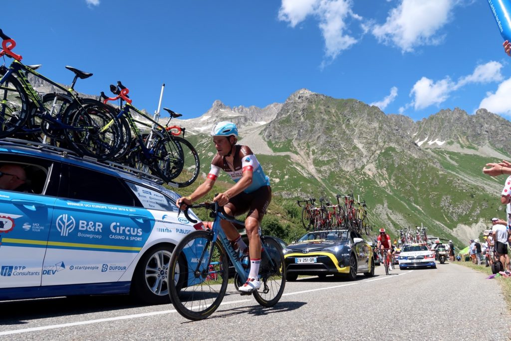 coureurs du Tour de France