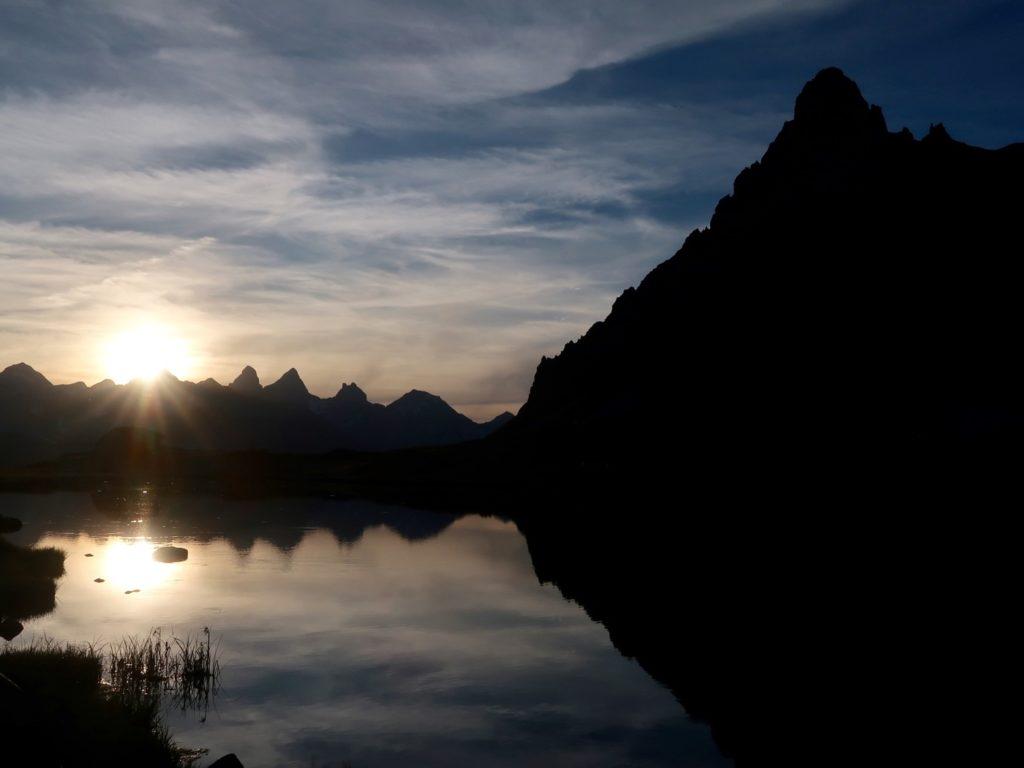 bivouac Lac des Cerces
