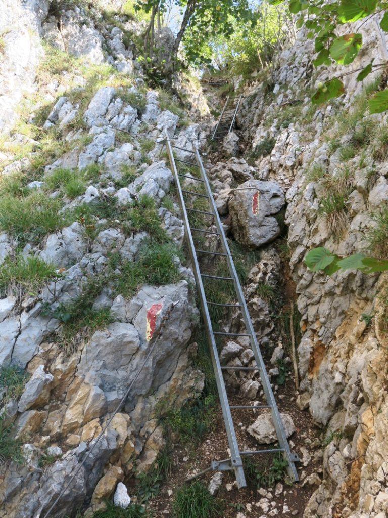passage des échelles