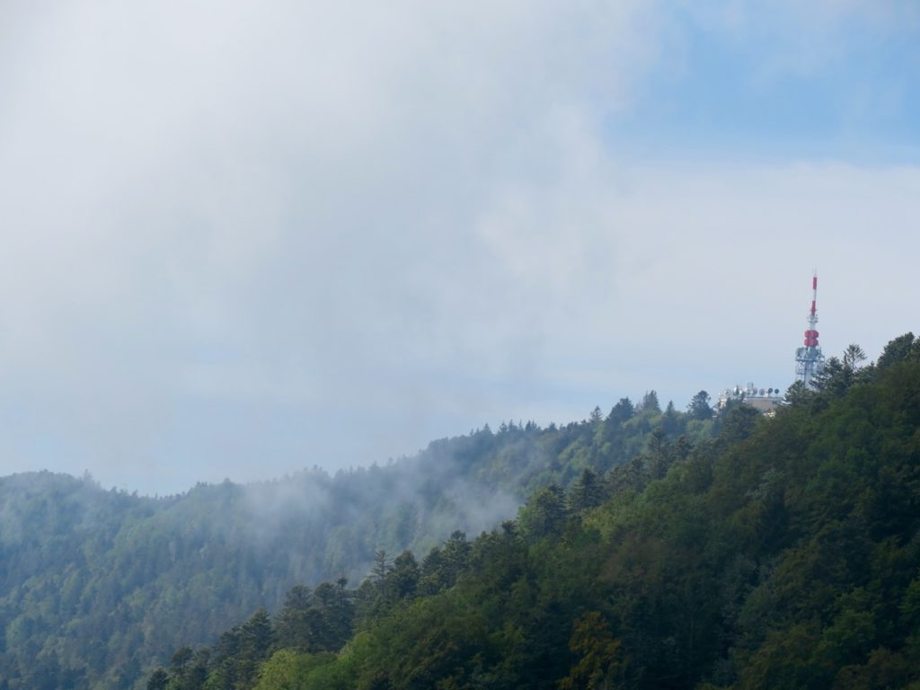 vue depuis le sommet