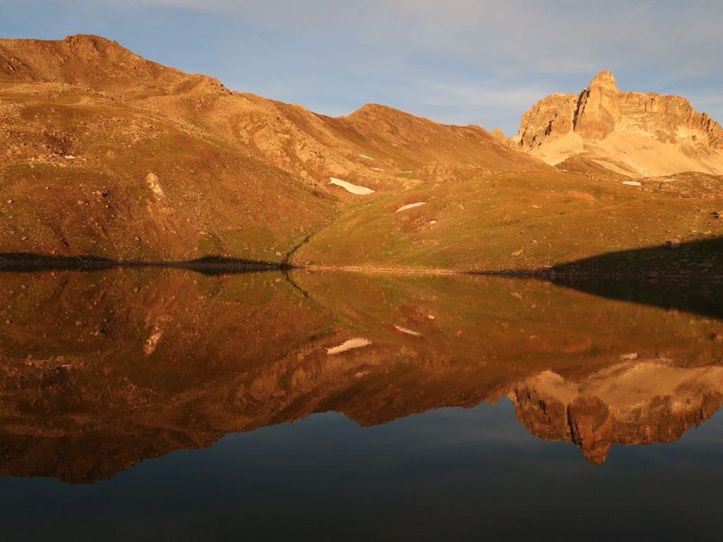 bivouac lacs sainte-marguerite