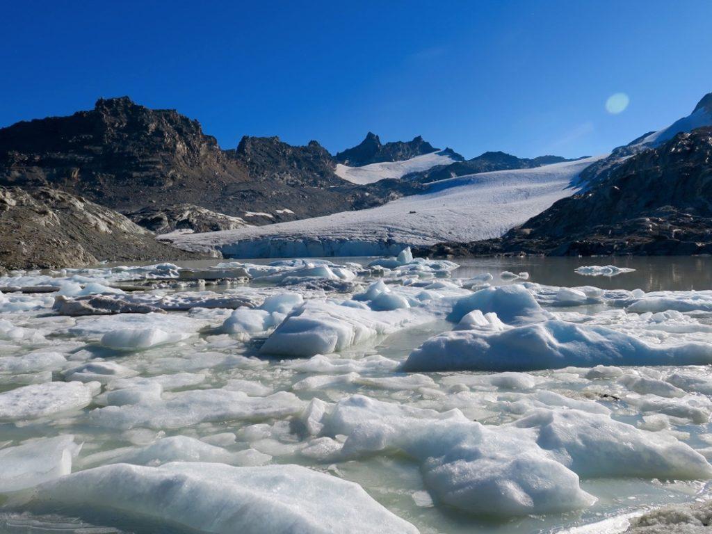 Glacier du Grand Méan