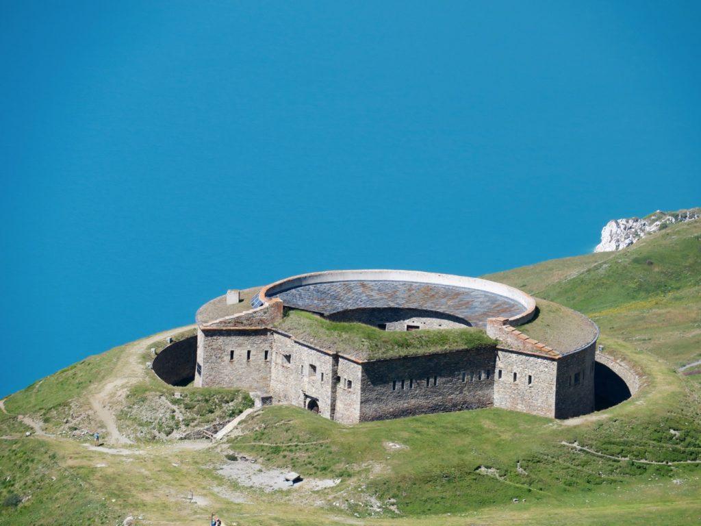 retour au Fort de Ronce