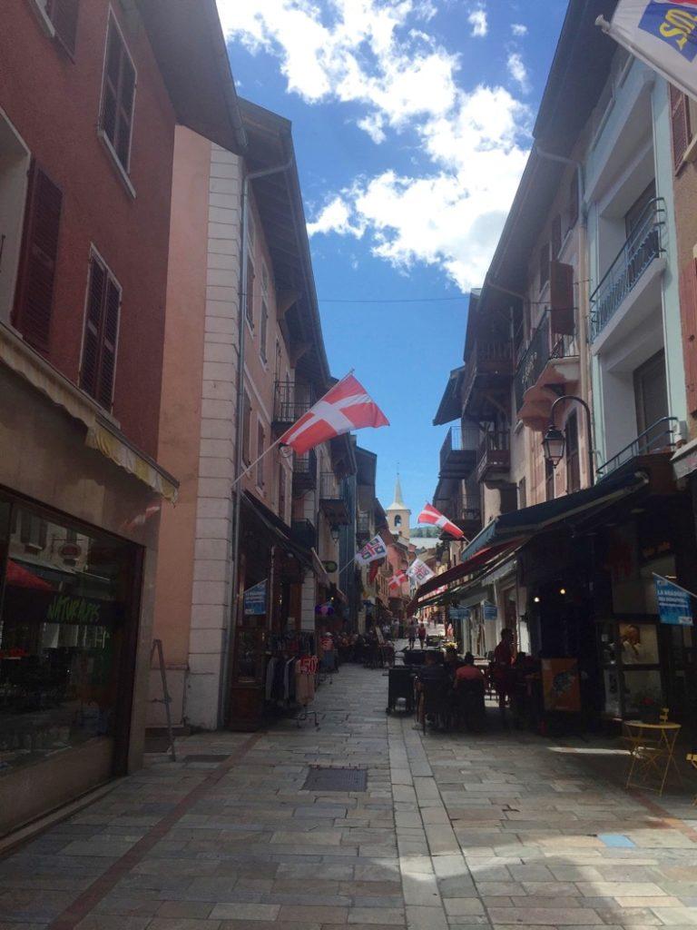 Bourg St Maurice