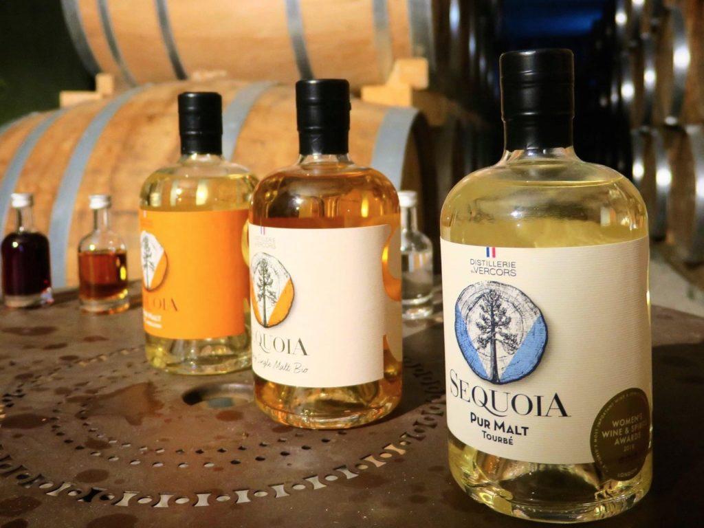 Séquoia, le whisky bio