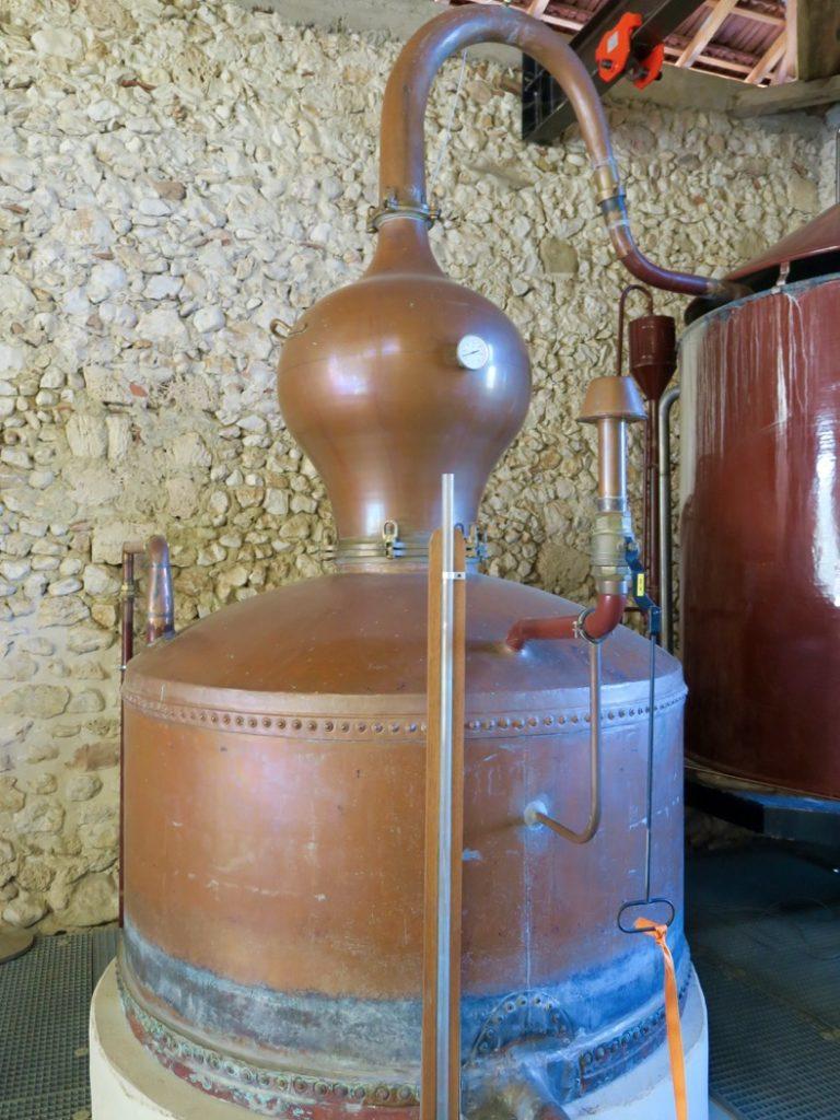 alambics whisky Séquoia