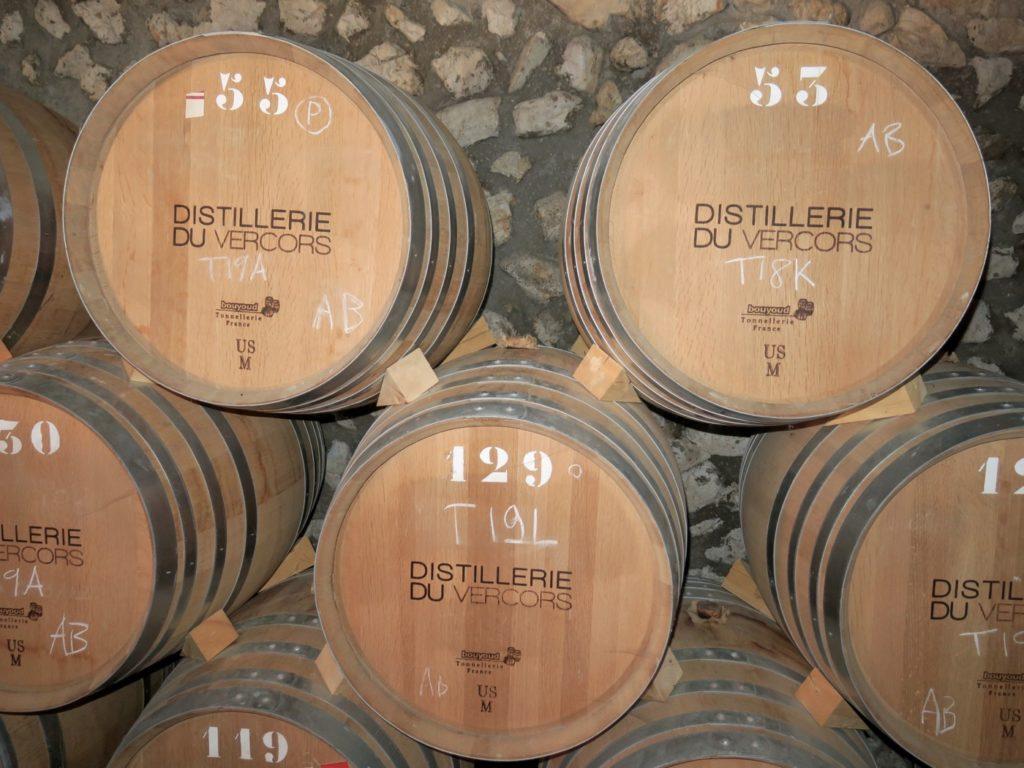 Fabrication whisky séquoia