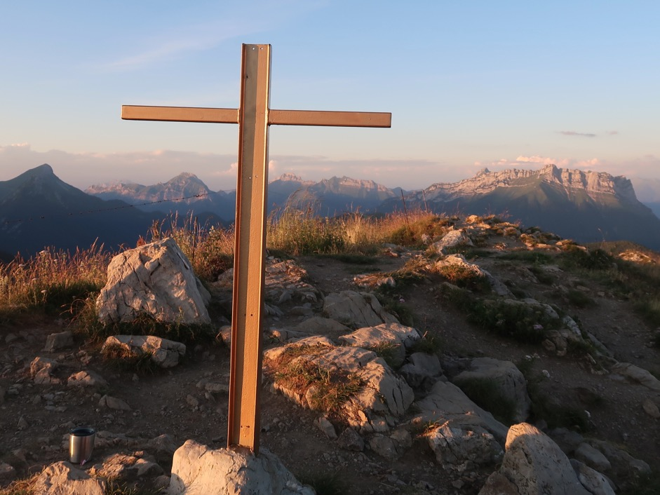 sommet de la Galoppaz