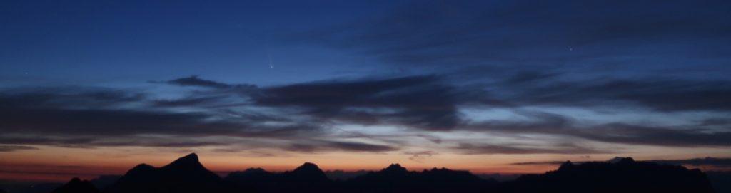Comète Néowise