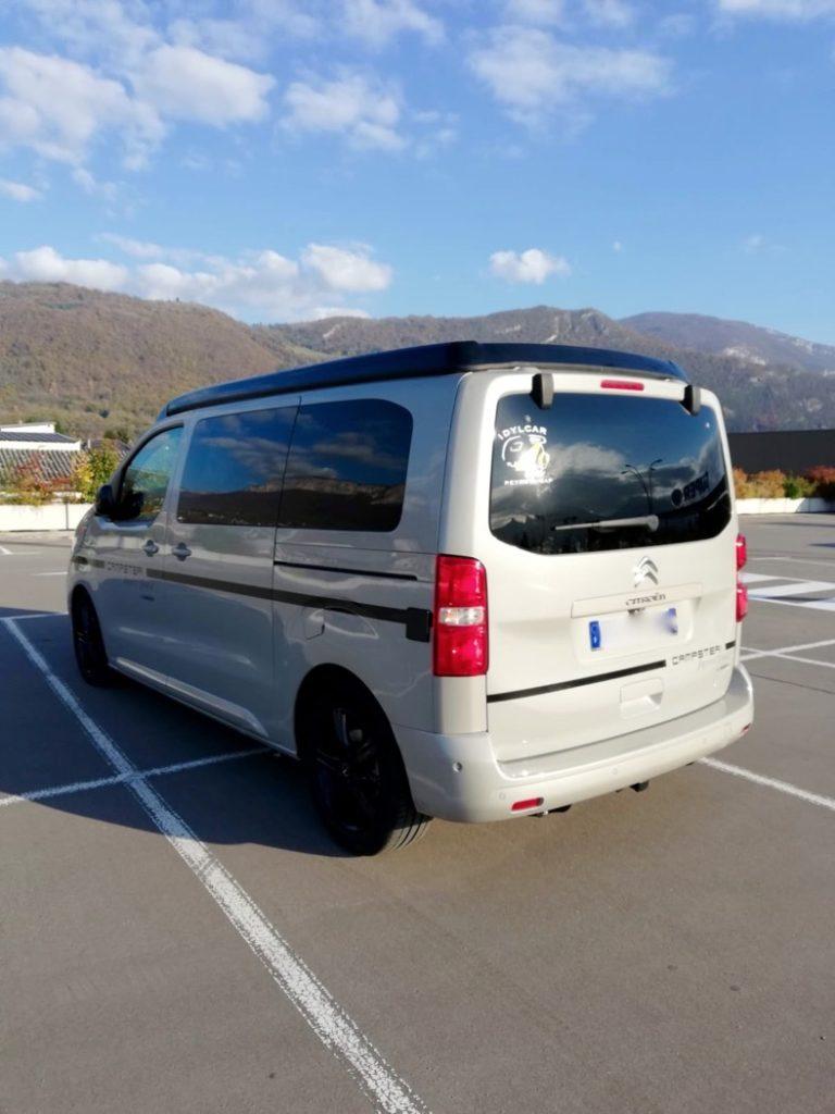 Joey notre van