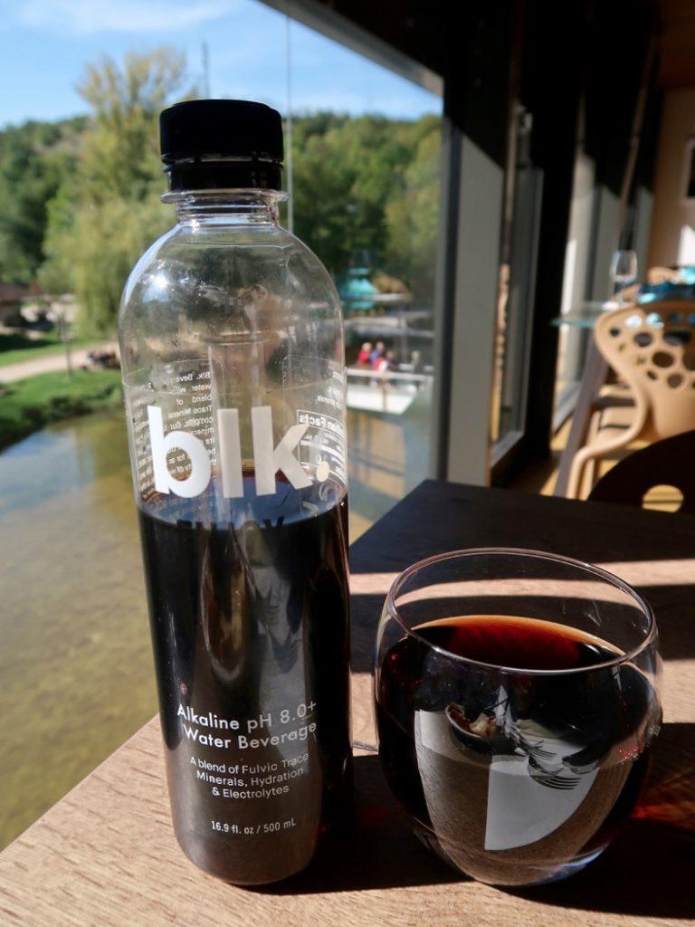 BLK eau noire