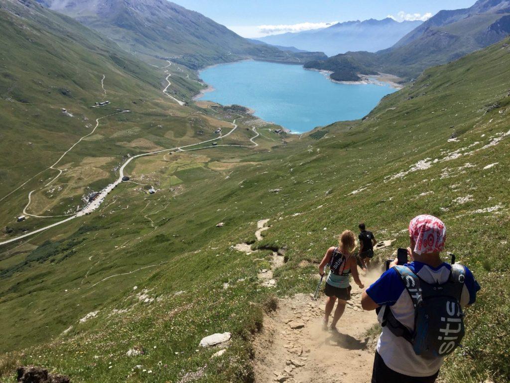 Bénévole Trail Cenis Tour