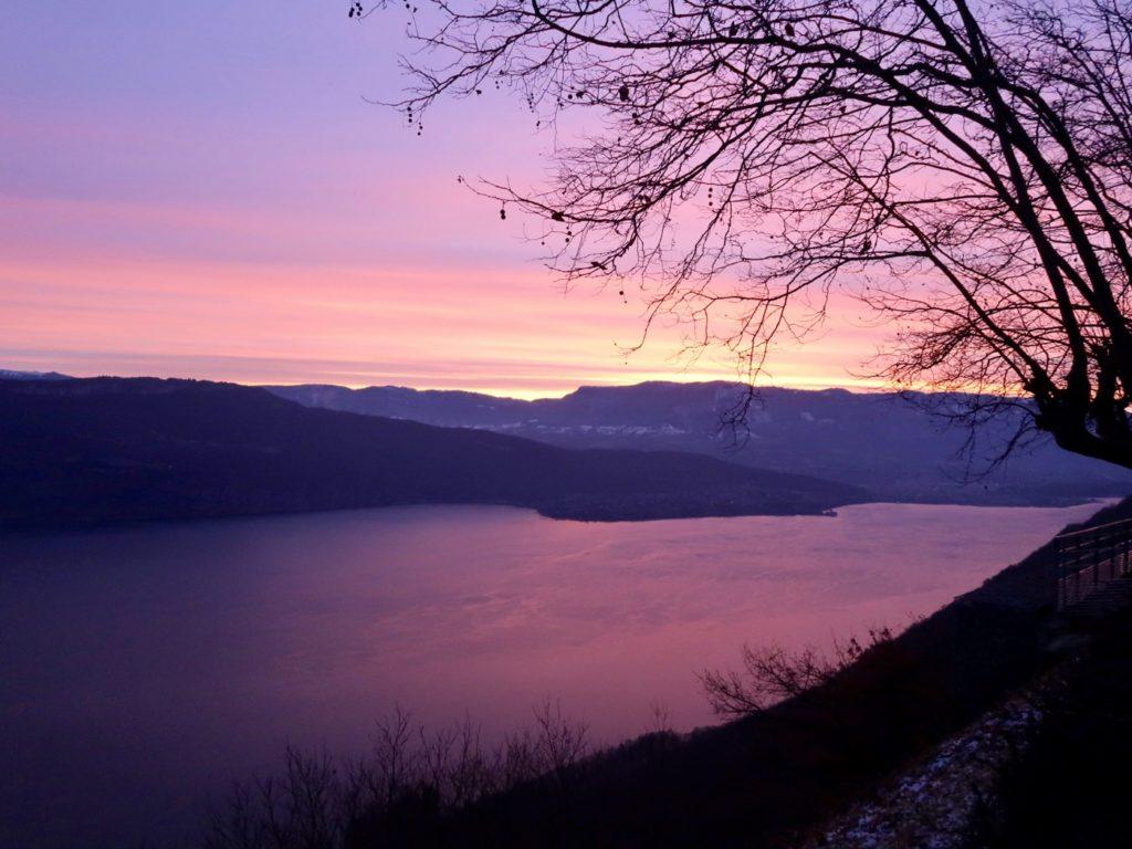 Panorama du matin