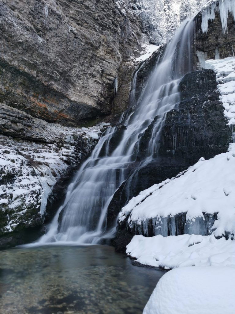 deuxième cascade