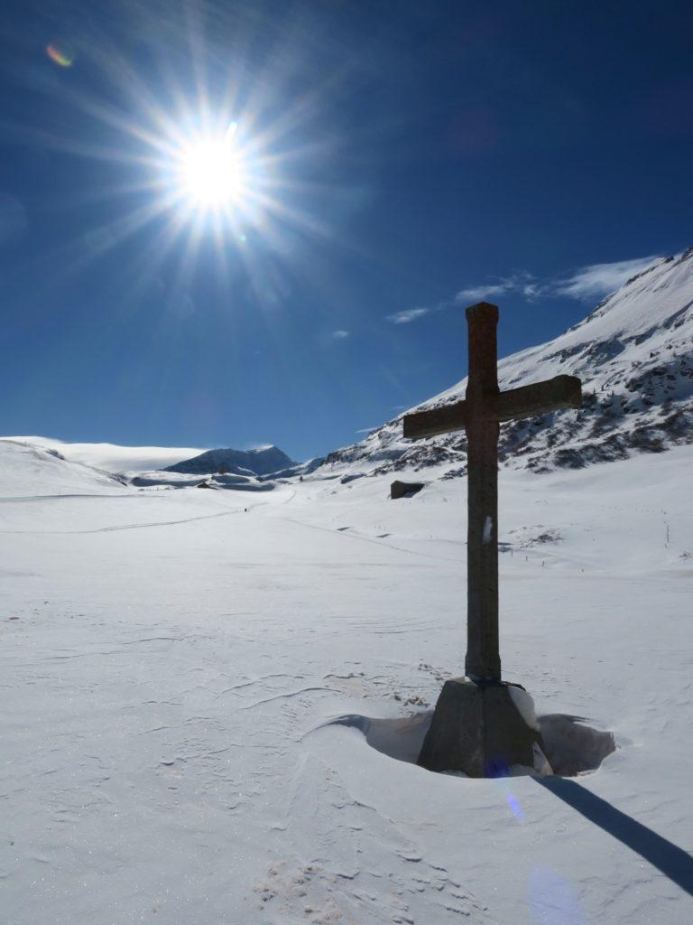sous le Col du Mont Cenis