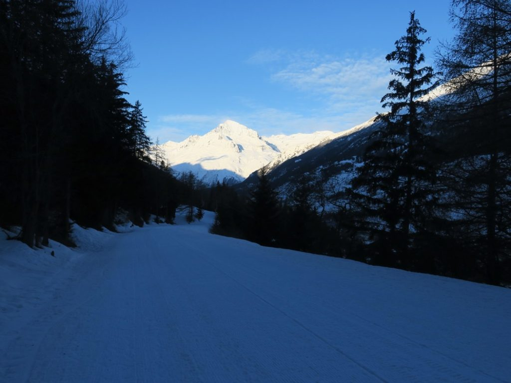montée vers le Col du Mont Cenis