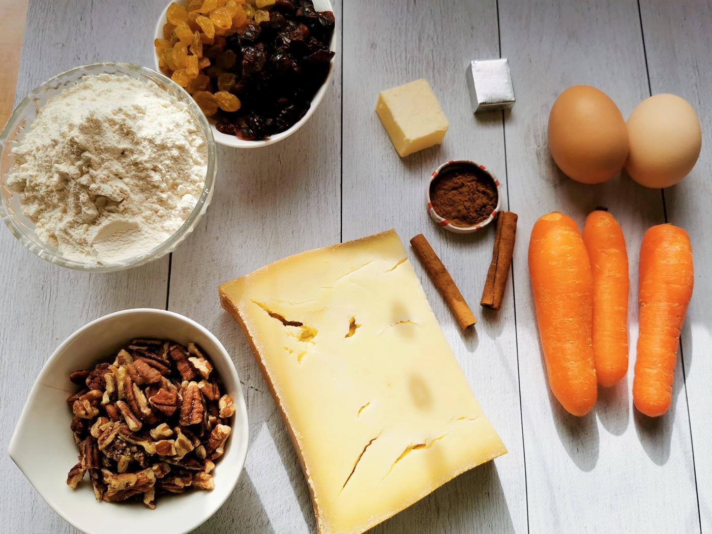 Brownie carottes-Beaufort