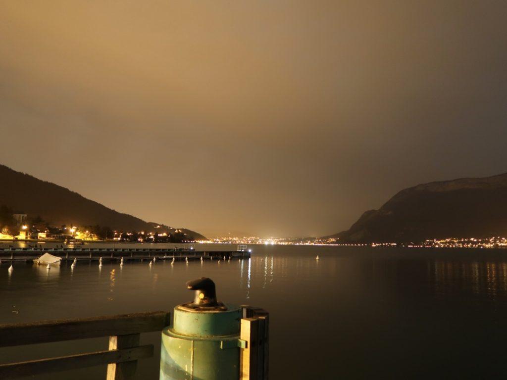 vue sur Annecy