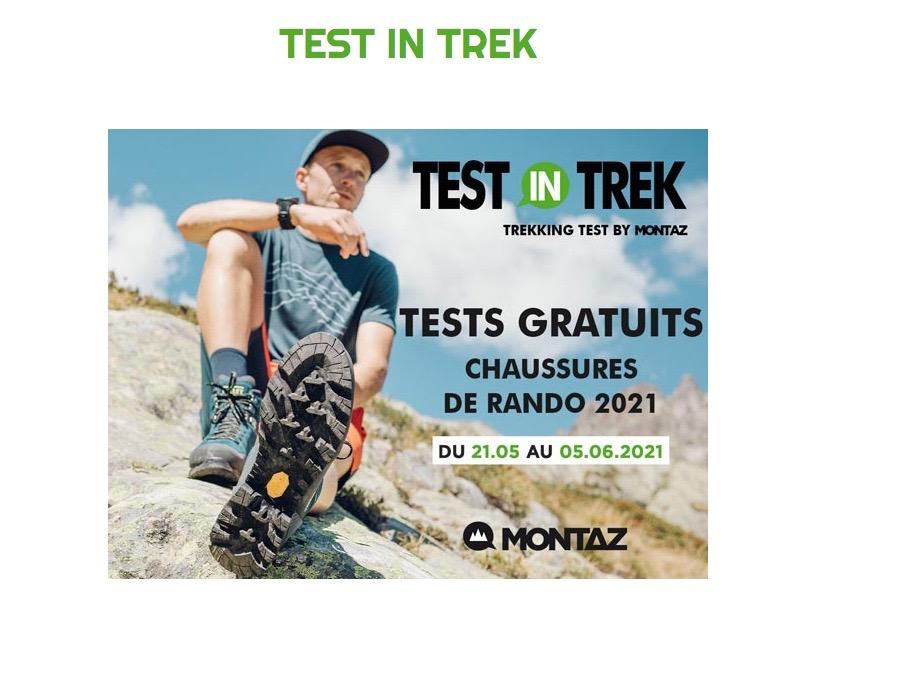 Test in Trek
