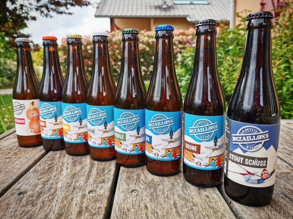 variétés de bières