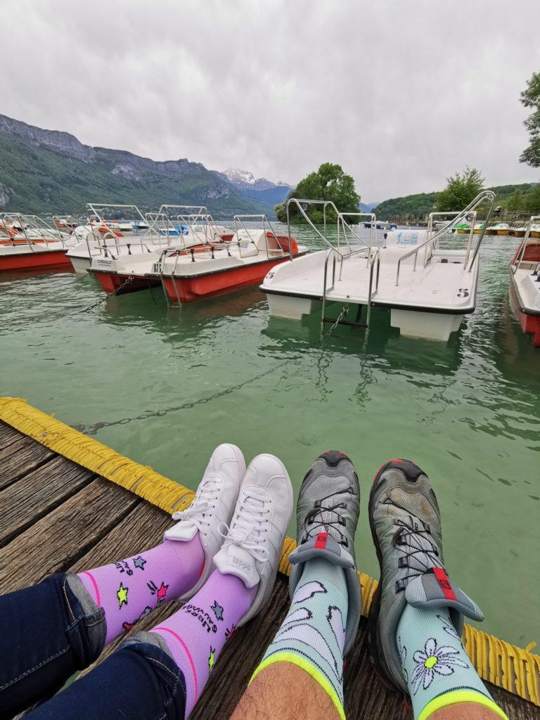 chaussettes Les Raymondes