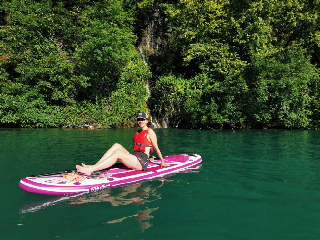 paddle Bourget du Lac