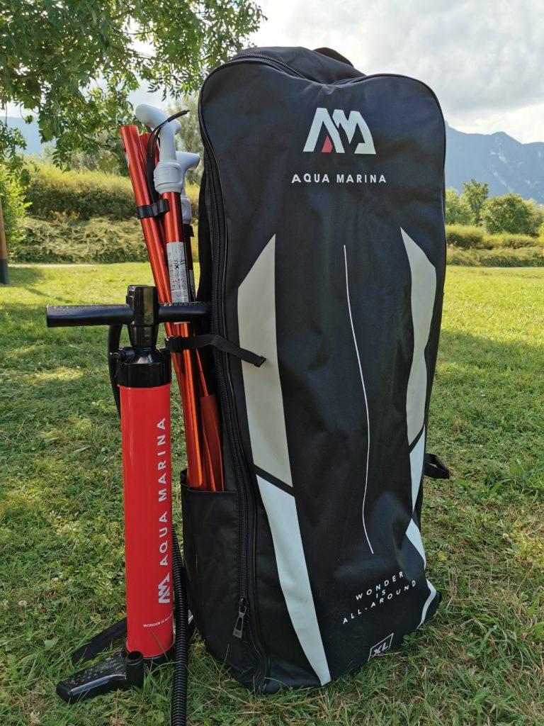 matériel paddle